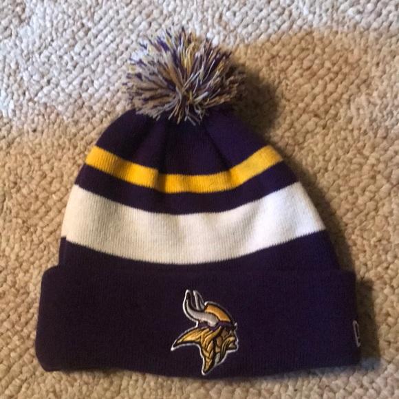 f9a974d9d NFL Accessories - Minnesota Vikings Beanie